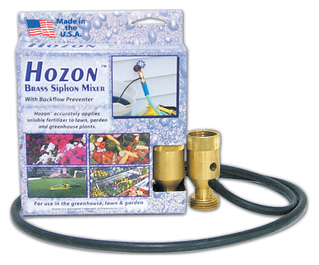 Hozon Brass Siphon Mixer with Backflow Preventer