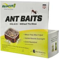 RESCUE! Ant Bait Station 6pk