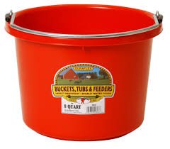 Little Giant 8qt Round Bucket