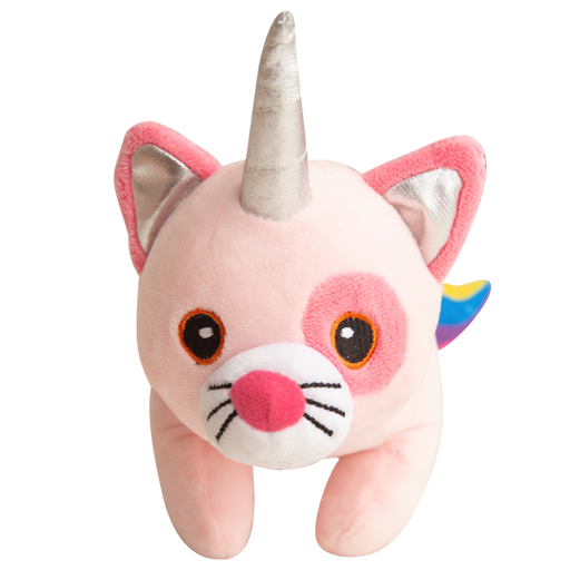 Snugarooz Kat the Caticorn Dog Toy