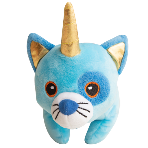 Snugarooz Kit the Caticorn Dog Toy