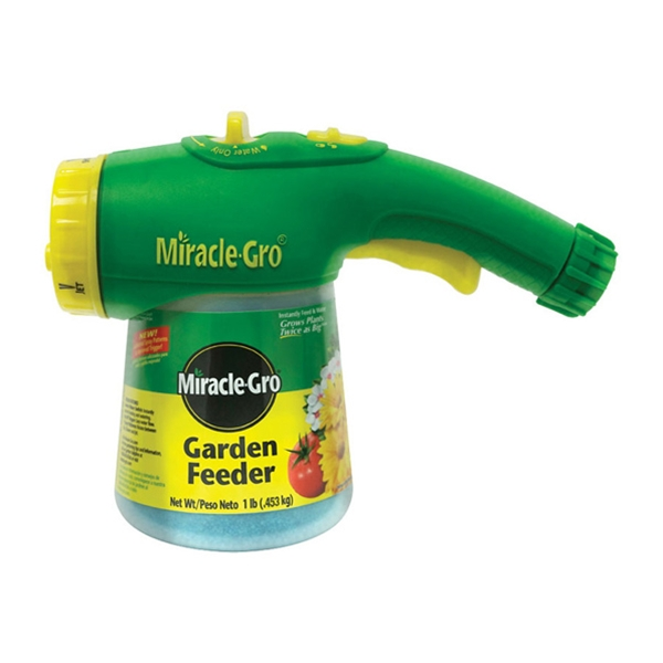 Miracle-Gro Waterproof Garden Feeder