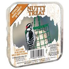 Craft Nutty Suet Treat, 11oz