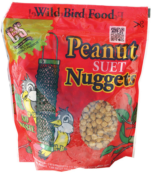 Peanut Suet Nuggets, 27oz