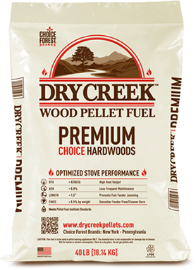 Dry Creek Wood Pellet
