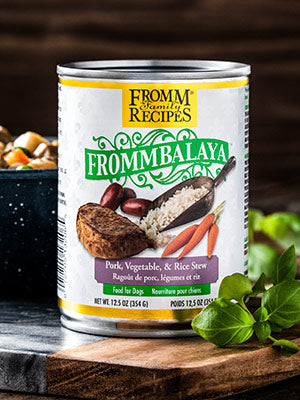 Fromm Frommbalaya Pork, Vegetable, & Rice Stew Dog Food