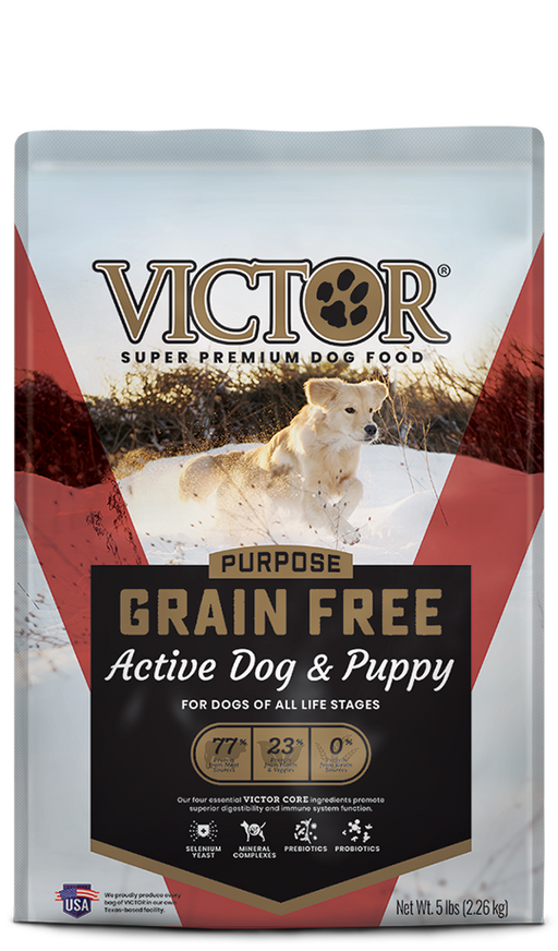 Victor Grain Free Active Dog & Puppy