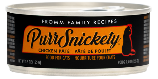 Fromm PurrSnickety Chicken Pate Cat Can
