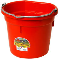 Little Giant 20qt Flat Back Bucket