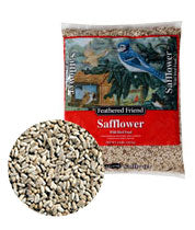 Feathered Friend Bird Seed Safflower