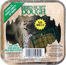 Craft Seed Suet Dough Treat, 11oz