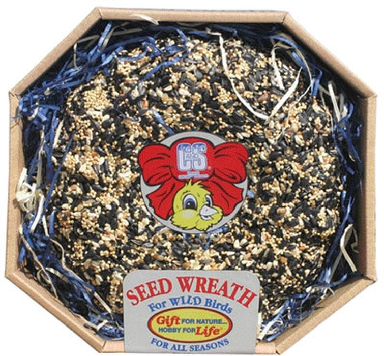 Suet Wreath