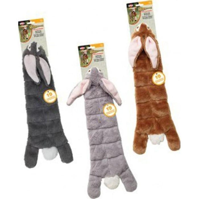 KINNEEEZ MULTI SQUEAKER RABBIT