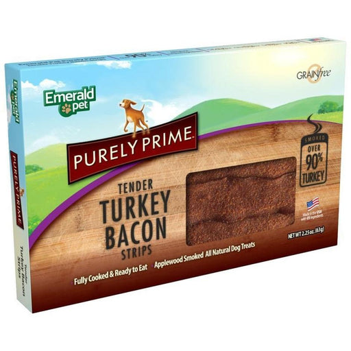 Emerald Pet Purely Prime Bacon Strips