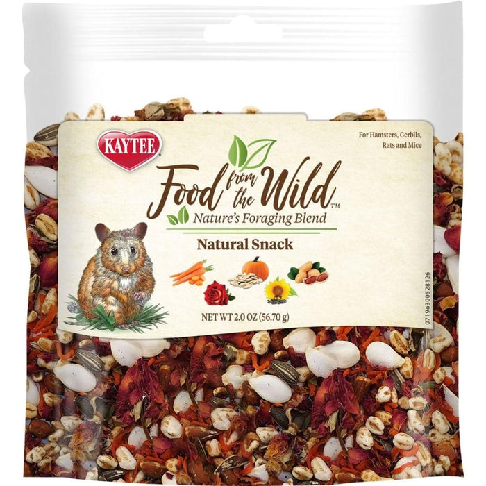KAYTEE FOOD FROM WILD TREAT MEDLEY HAM/GER