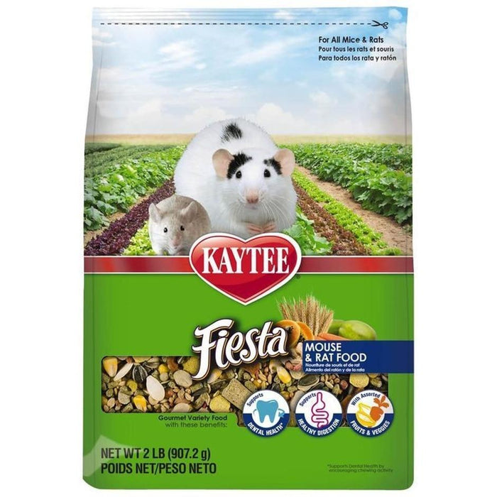 FIESTA MAX MOUSE/RAT FOOD