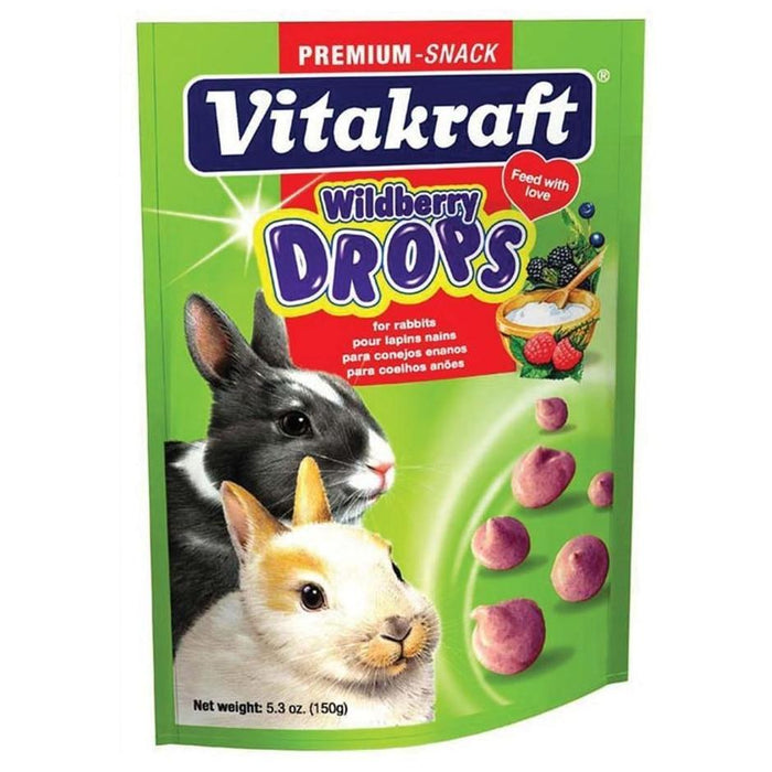 DROPS WITH WILD BERRY - RABBIT