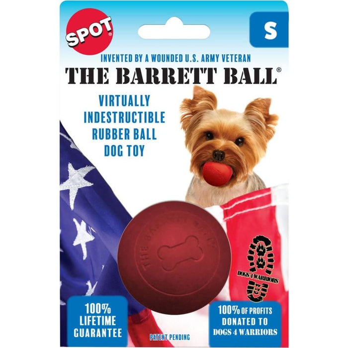 SPOT BARRETT BALL