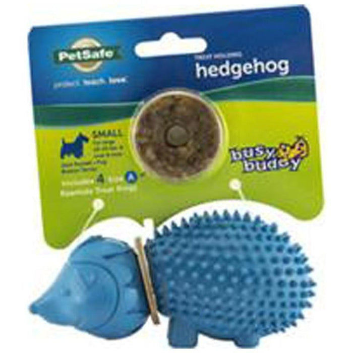 BUSY BUDDY TREAT HOLDING HEDGEHOG DOG TOY