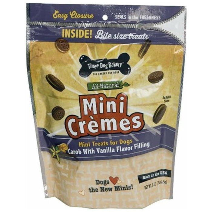 Three Dog Bakery MINI CLASSIC CREMES TREATS