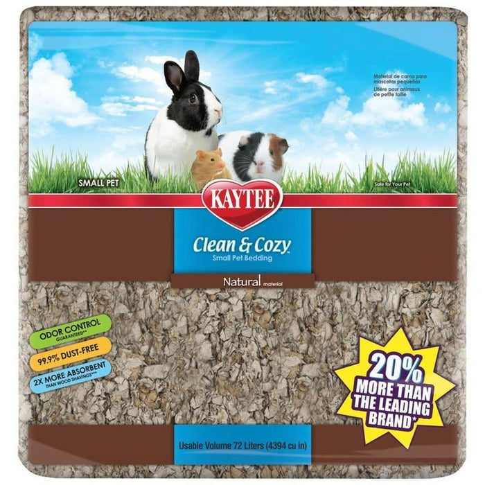 Kaytee Small Animal Friends Clean & Cozy Natural