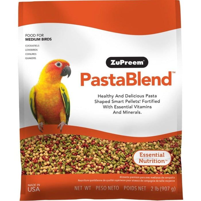 ZUPREEM PASTABLEND MEDIUM BIRDS
