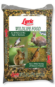 Lyric Wildlife Food, 10lbs