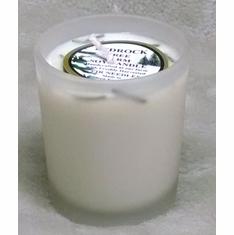 Bedrock Tree Farm Soy Candles, Bayberry