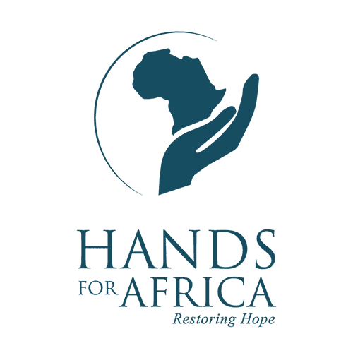 Hands for Africa logo - Pure at Birth parnter