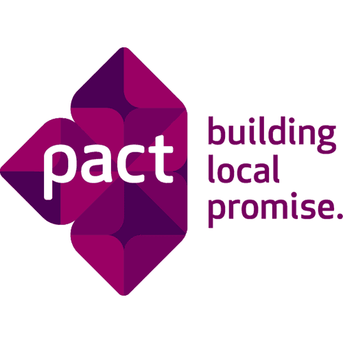 Pact logo - Pure at Birth partner