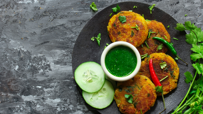 Mrs Balbir Singh's | Vegetable Tikkis