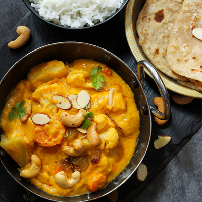 Mrs Balbir Singh's | Cashew Nut & Vegetable Korma