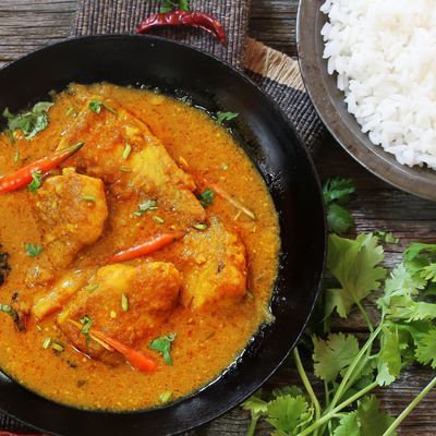 Mrs Balbir Singh's | Masala Fish Curry