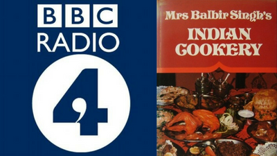 Mrs Balbir Singh's Indian Cookery Book Featured on BBC Radio 4