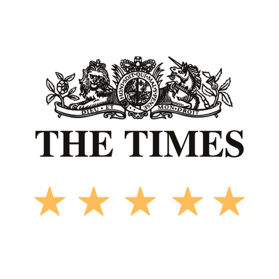 A Mention in The Times and Our Customer Reviews Go Live