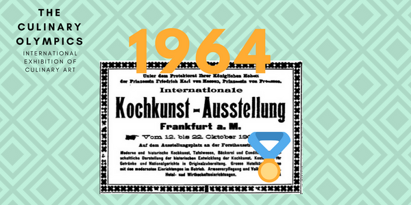 1964 - Mrs Balbir Singh won the prestigious Internationale Kochkunst Ausstellung award. Known as the IKA or the International Exhibition of Culinary Art, and is regarded the world over as the Culinary Olympics.
