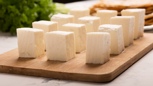 Mrs Balbir Singh's Homemade Paneer Recipe