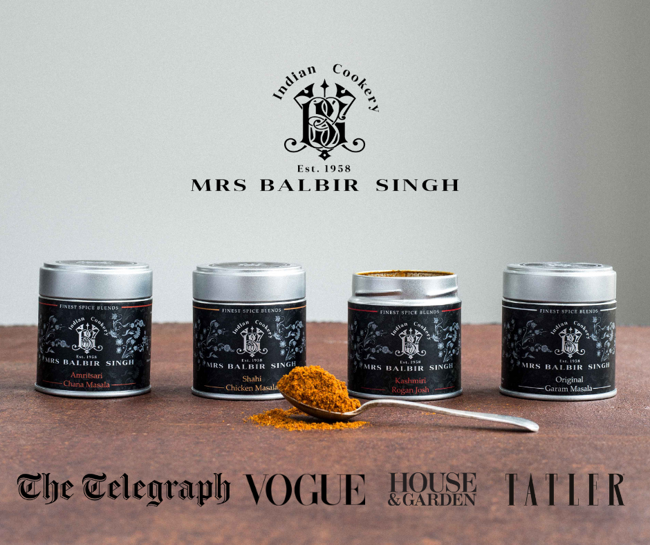 Mrs Balbir Singh's Gourmet Spice Blends | Wholesale Enquiries