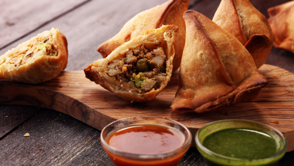 Mrs Balbir Singh's Vegetable Samosa Recipe