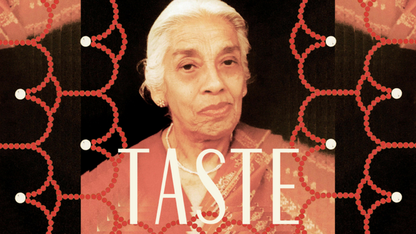 Mrs Balbir Singh's story and our company featured in journalist Nikhita Venugopal's article for TASTE Magazine