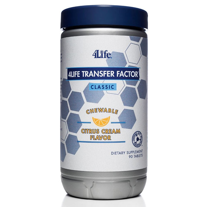 Transfer Factor Classic Chewable (Featured Product)