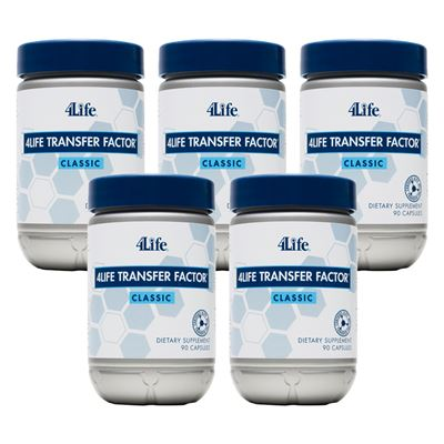 4Life Transfer Factor® Classic Formula—5 Pack