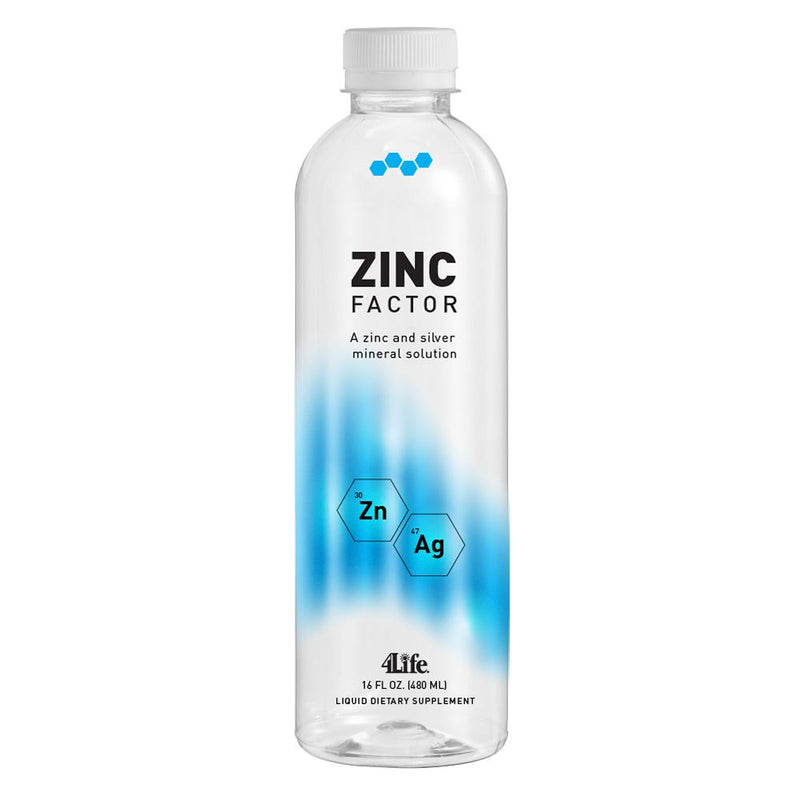 "Zinc Factor™ ""New Product"""