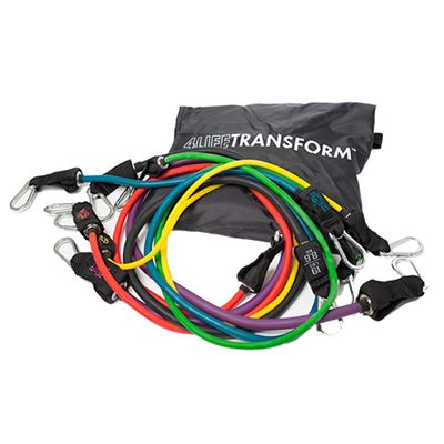 4LifeTransform® Workout Bands