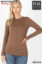 Jana Buttery Soft Layering Top-Various Colors