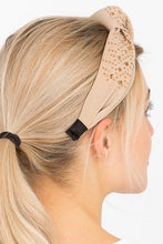 Copper & Bling Embellished Headband