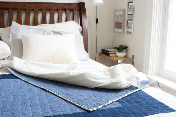 Five Ways to Make Your Bedroom a Sanctuary