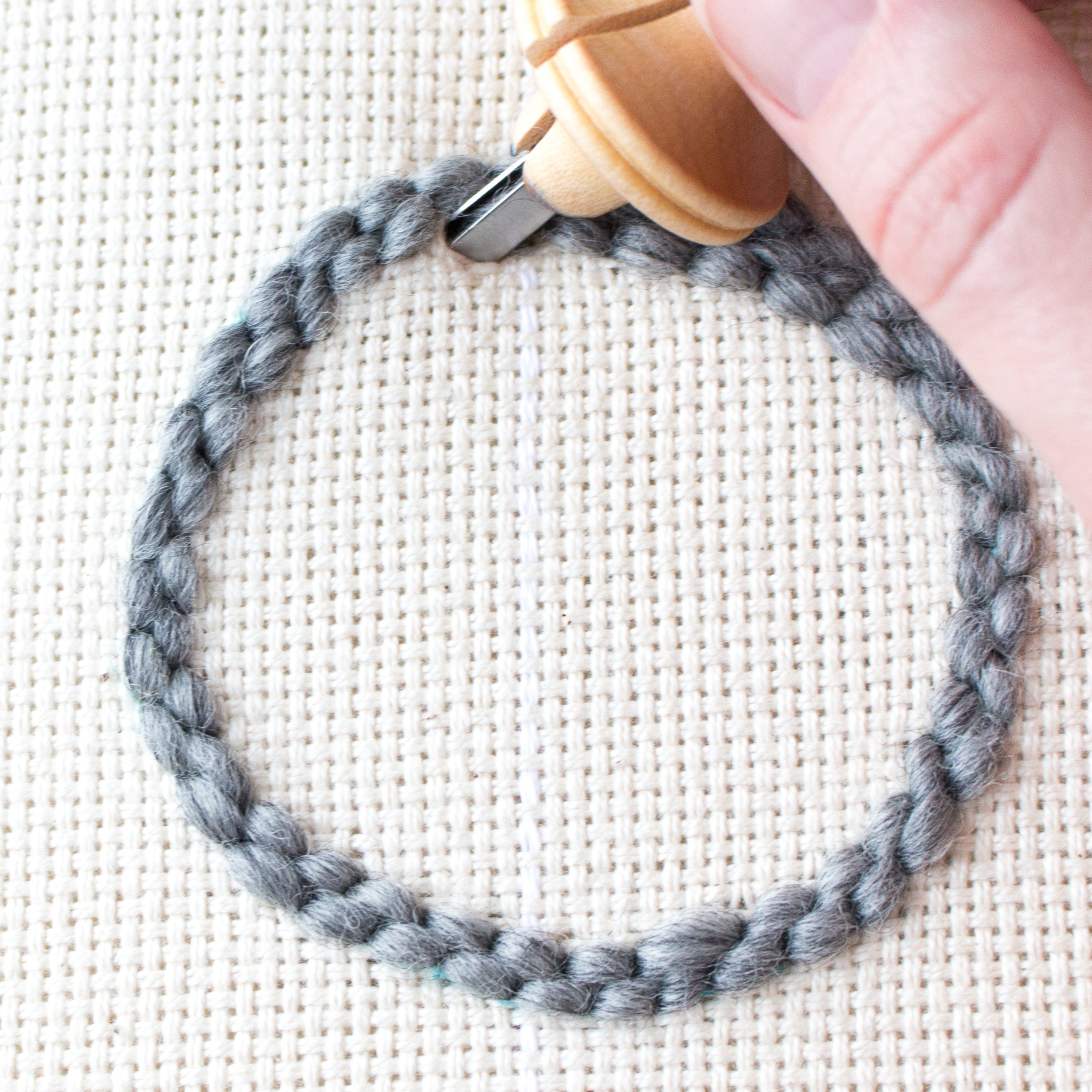 Punch Needle Frame- Monks Cloth