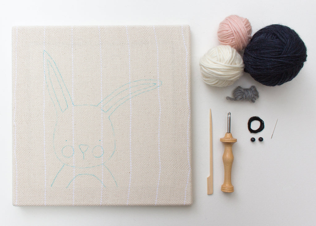 Punch Needle Kit - Homeday Studio