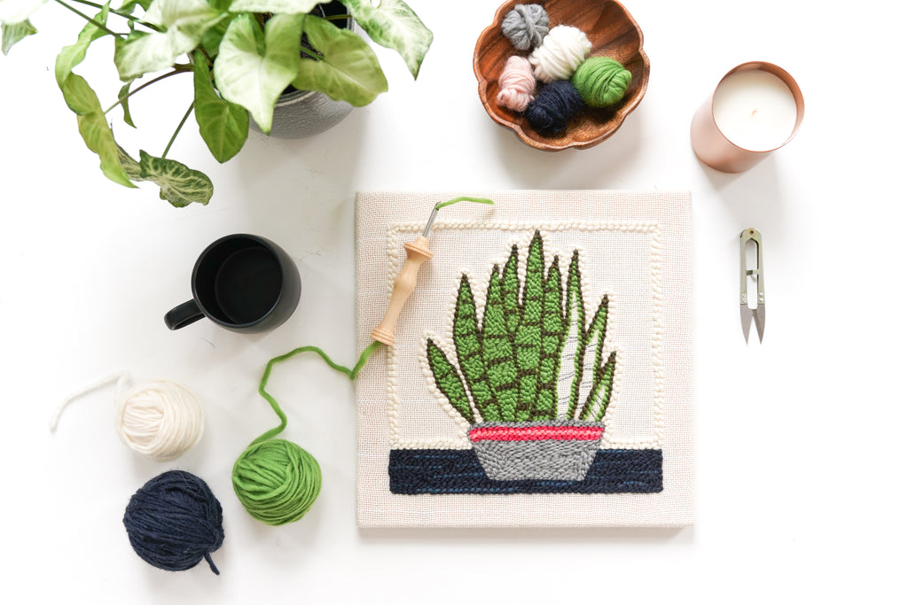 Punch Needle Embroidery Ebook